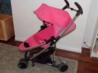 Quinny Zapp xtra in pink