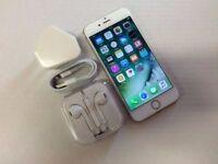 Apple iPhone 6 64GB Gold (Unlocked) + Warranty, NO OFFERS