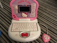 Hello Kitty Learning Computer