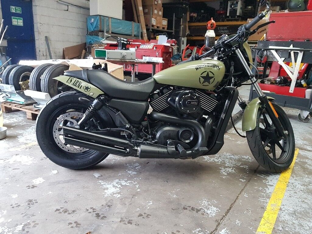 Harley Davidson Top Selling Model