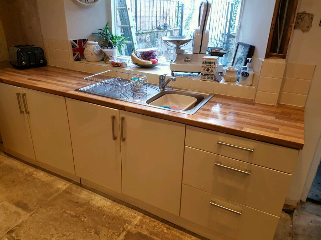 Kitchen Units Cooker Hob Fan And Worktops For Sale In Bolton Mancheste