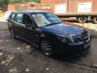 2007(57) SAAB 9.3 VECTOR SPORT DTH ESTATE EURO 4 ENGINE 1.9 TURBO DIESEL 190 BHP SERVICE HISTORY