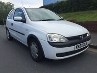 VAUXHALL CORSA 1.0 AUTOMATIC WITH LOW MILEAGE