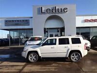2010 JEEP PATRIOT LTD - FULL LOAD 4X4 and APPROVED TODAY!