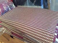 Bed runners/ fabric/ table cloth