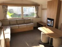 Pre-Owned Static Caravan for Sale in Ingoldmells, Skegness, Willerby Vacation, 2018 Site Fees & Deck