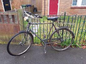 1961 Triumph Bicycle