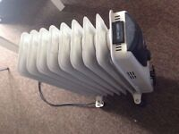 Electric Oil Free Column Heater, Sale 8 Pounds