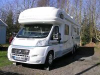 Autotrail Cheyenne 840D 2009 19760mls £39,995 ono, full service history from new, island bed.