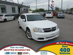 2013 Dodge Avenger SXT | CLEAN | MUST SEE