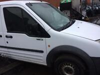 Ford transit connect braking for parts only