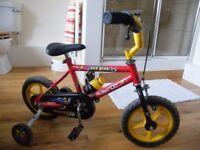 Raleigh Hero Bike