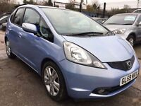 Honda Jazz 1.4 EX-T 5dr£3,645 p/x welcome FREE 1 YEAR WARRANTY, NEW MOT