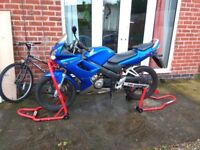 Honda CBR 125R RECENTLY SERVICED, 12 MONTHS MOT