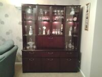 Mahogany living room furniture