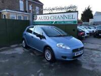 Fiat Grande Punto 1.2 Active 5dr£1,945 p/x welcome FREE WARRANTY. NEW MOT