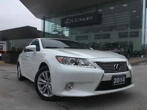 2014 Lexus ES 350 Premium Pkg Back Up Camera Leather Sunroof Blu
