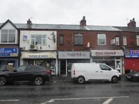FITTED HOT FOOD TAKEAWAY TO LET: GORTON: REF: G8897