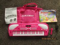 Playon Electronic 49 Key multifunction (PINK)
