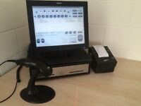 ★ Retail Epos & Touchscreen Till PoS Great for E-cig, Sweet, Discount, Sporting, Phone, Repair Shop