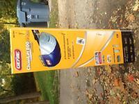 Brand new garage door opener