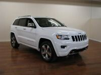 2015 Jeep Grand Cherokee Overland 4X4 CUIR TOIT NAV LOCATION 1A1