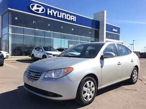 2010 Hyundai Elantra GL/ONE OWNER