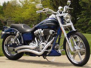 2008 Harley-Davidson FXDSE2 Screamin Eagle   $4,500 in Options