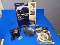 Sony Handy Cam DCR DVD 105E Brand New unused