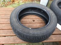 Nearly New WINTER TYRES