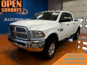 2014 Ram 2500 LARAMAIE POWER WAGON! 4X4! NAVI! SUNROOF! LEATHER!