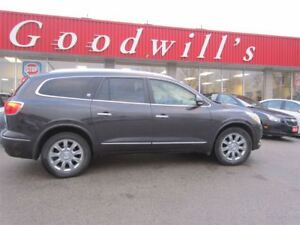 2013 Buick Enclave CXL! HEATED LEATHER SEATS! SUNROOF!