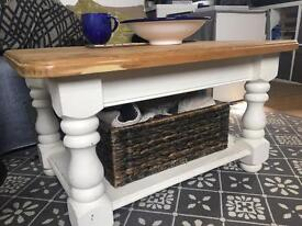 Pine Coffee Table - Upcycled