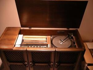 cabinet stereo