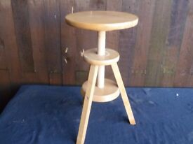 Pine Spindle Potters Stool Delivery Available