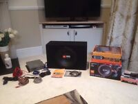 Excellent Condition JBL Subwoofer, SSL Amplifier, Wiring Kit (complete with original boxes/booklets)