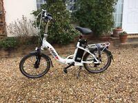 DASH batribike, electric bicycle