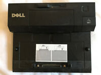 Dell Latitude E7270 E7470 Simple E-Port Replicator II USB 3.0 Docking Station