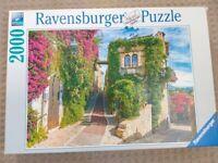 2000 piece jigsaw puzzle Ravensburger