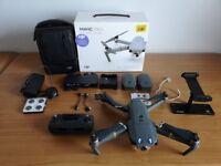 Dji Mavic Pro Flymore Combo 4k Drone