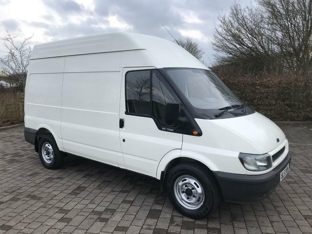 2004 ford transit 2 4 td 330 mwb high roof van 12 months mot 125 bhp no vat custom connect. Black Bedroom Furniture Sets. Home Design Ideas