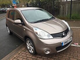2010 Nissan note Automatic Low Millage 40100