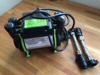 Salamander shower pump - CT50+EXTRA