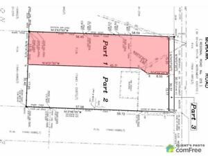 $498,000 - Residential Lot for sale in Ancaster