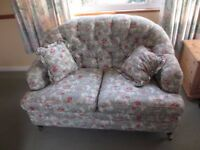 Lovely two-seater sofa