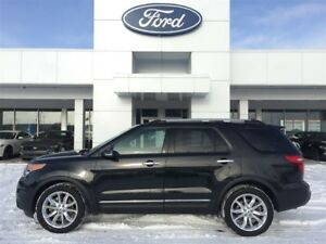 2015 Ford Explorer LIMITED 4WD - LOADED *43500KM*