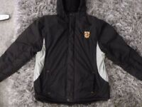 HULL CITY COAT VERY THICK NEW CONDITION