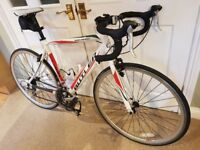 21inch Claud Butler San Remo Road Bike