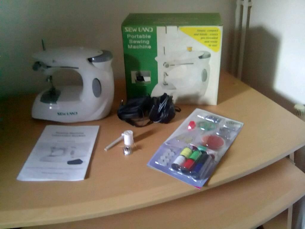 Sew Land Portable Sewing Machine In Swansea Gumtree