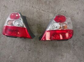 Honda Civic Type R EP3 Facelift Rear Lights